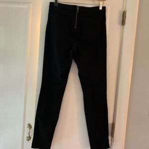 Jcrew Danni black legging. Sz 6